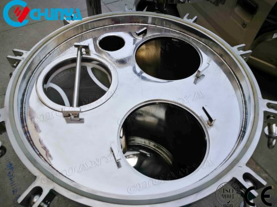 Multi Stage Duplex Bag Filter Housing