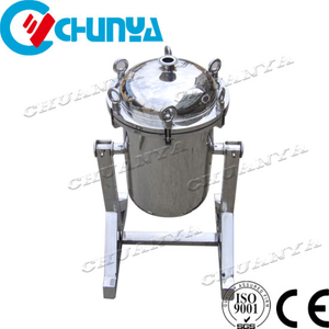 Stainless Steel Titanium Rod Filter for Chemical and Oil Filtration
