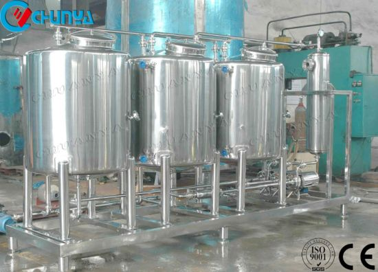 Stainless Steel Process Mixing Tank
