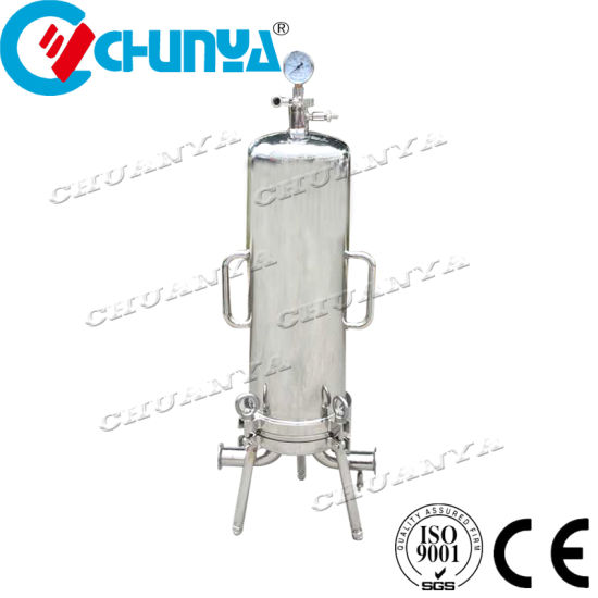 Industrial Customized Stainless Steel Titanium Rod Filter for Decarburization Filtration