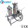 Industrial Customized Bag Filter Housing with Pump