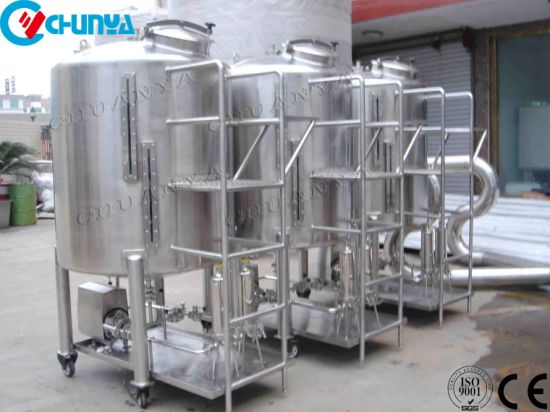 Stainless Steel Storage Tank with SS304 SS316