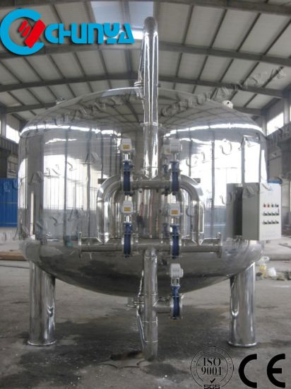 Industrial Customized Stainless Steel Water Mobile Tank