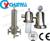 China Wholesale Gas Steam Oil Filter Housing for Water Purifier Treatment Machine