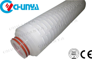 PTFE Filter Cartridge for Water with Manufacturing Standard