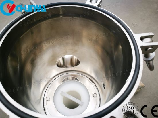 High Quality Filter High Flow Single Cartridge Filter Housing