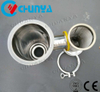 Stainless Steel SS304 Polished Water Purifier Tube Filter Housing