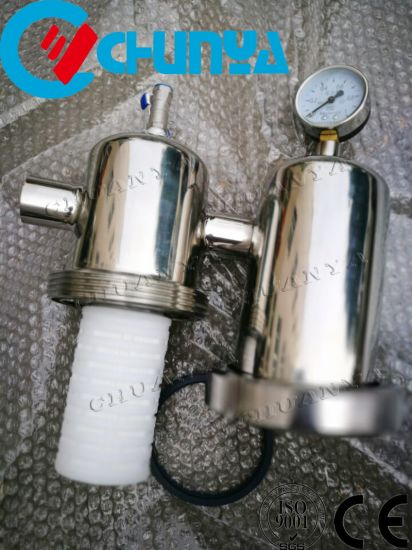 Auto H Series Compressed Air Filter Housing